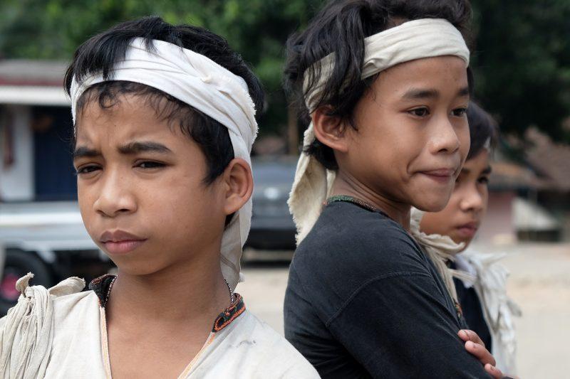 Baju Adat Banten untuk Anak anak