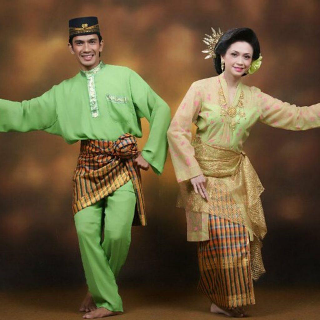 Baju Adat Melayu Keseharian Untuk Dewasa