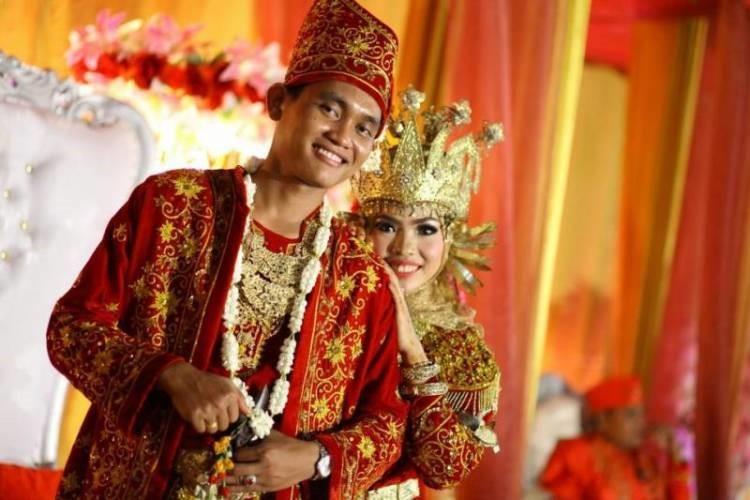 Baju Pernikahan Khas Jambi