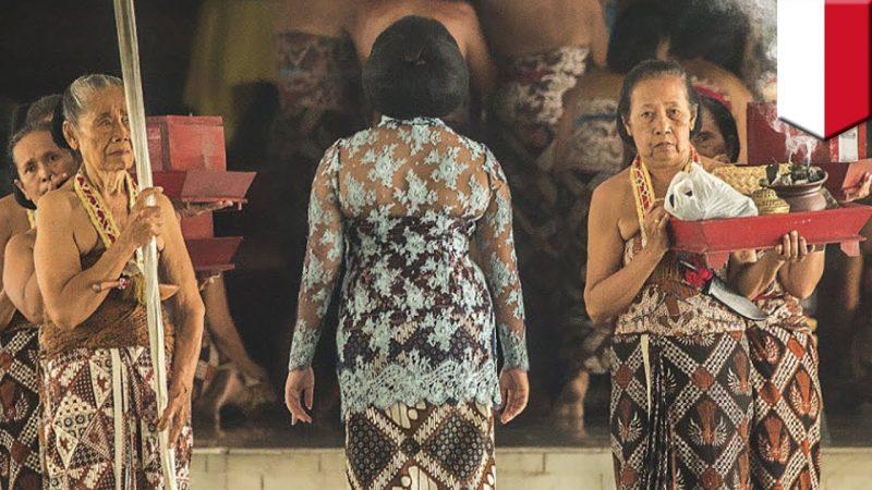 Pakaian adat putri sultan Jogja