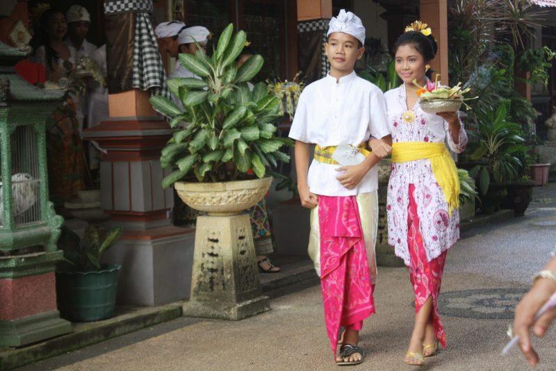 Baju Adat Khas Bali untuk Anak anak