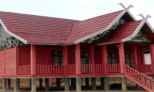 Nama Rumah Adat Jambi
