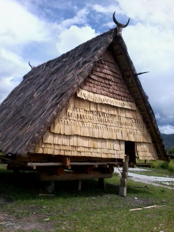 Dijadikan sebagai Rumah Umum Masyarakat