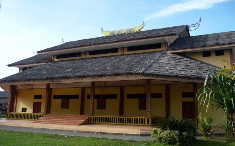 Nama Rumah Adat Maluku