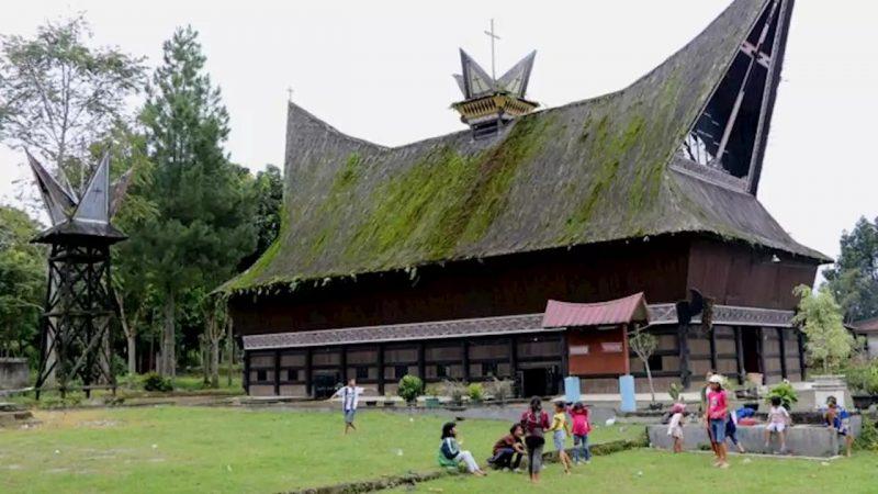 Rumah AdNama Rumah Adat Sumatera Utaraat Angkola