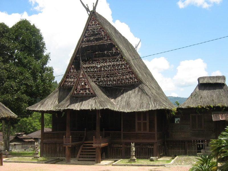 Rumah Adat Mandailing
