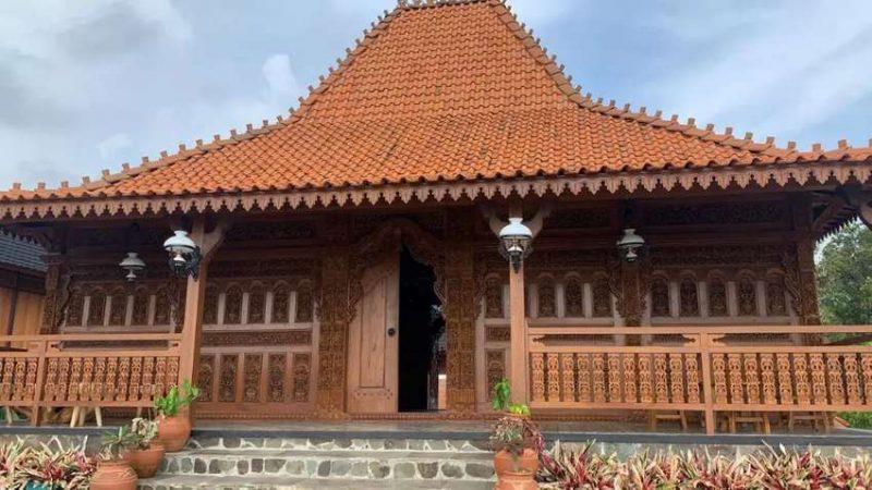 Rumah Adat Joglo Berasal Dari Provinsi