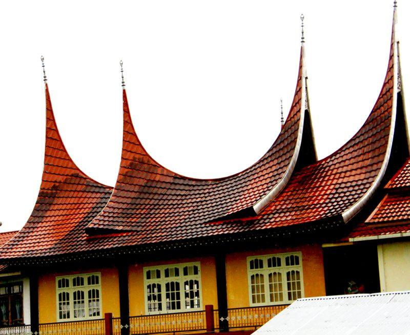 Rumah Adat Suku Minang Adalah