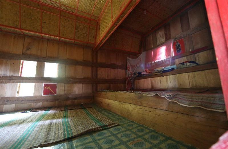 Rumah tongkonan berasal dari daerah